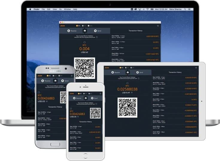 example of a software wallet