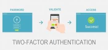 2 factor 2fa authentification