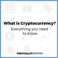 What it cryptocurrency tutorial