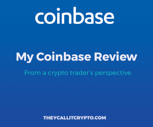 coinbase exchange review title image